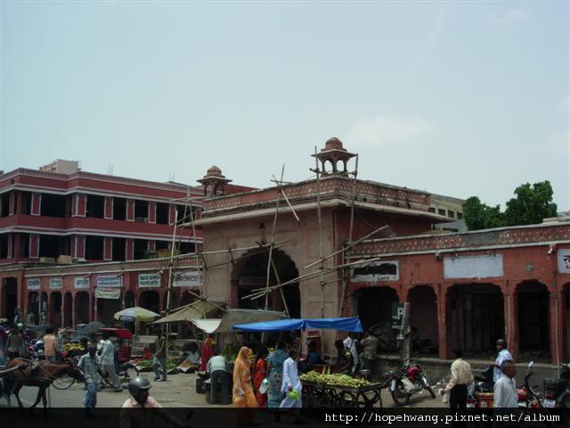 印度 554717捷普街道 (小型)