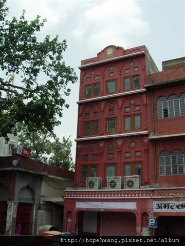 印度 556717捷普街道 (小型)