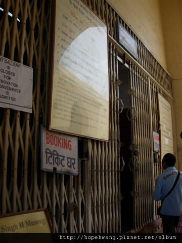 印度 593717城市皇宮博物館 (小型)