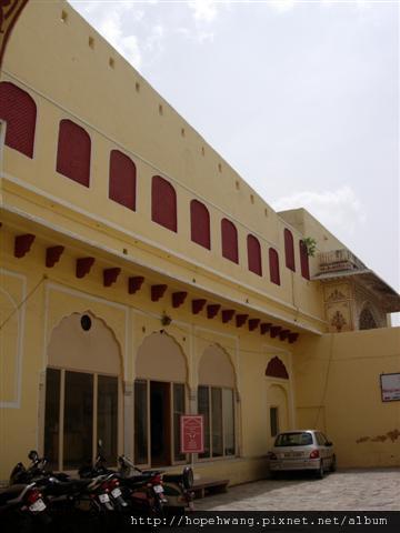 印度 598717城市皇宮博物館 (小型)
