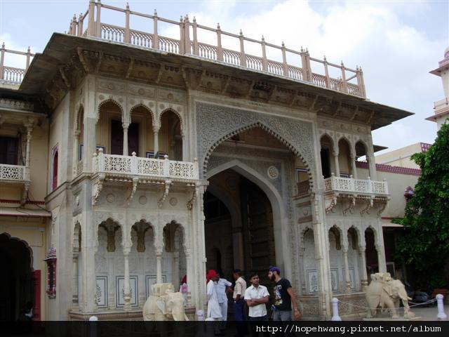 印度 603717城市皇宮博物館 (小型)