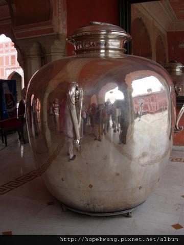 印度 606717城市皇宮博物館 (小型)