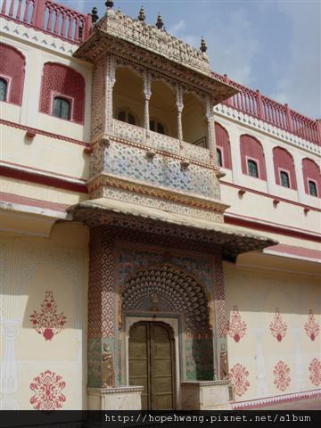印度 619717城市皇宮博物館 (小型)