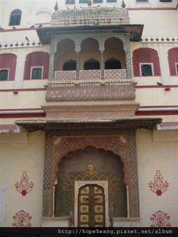 印度 620717城市皇宮博物館 (小型)