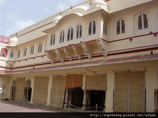 印度 623717城市皇宮博物館 (小型)