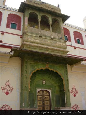 印度 625717城市皇宮博物館 (小型)