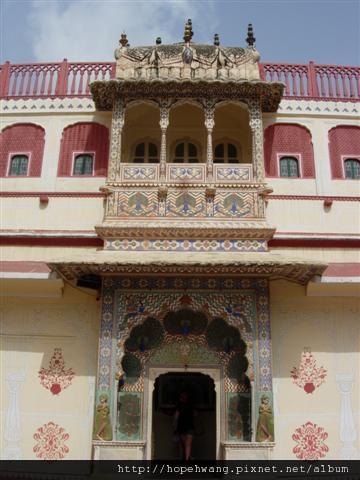 印度 628717城市皇宮博物館 (小型)