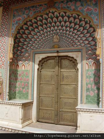 印度 634717城市皇宮博物館 (小型)