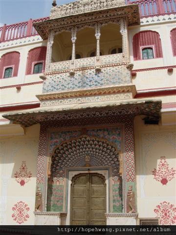 印度 635717城市皇宮博物館 (小型)