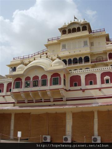 印度 636717城市皇宮博物館 (小型)