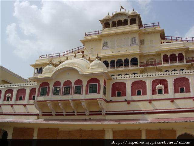 印度 637717城市皇宮博物館 (小型)