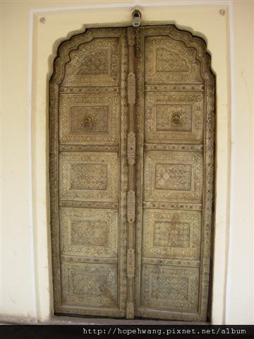 印度 640717城市皇宮博物館 (小型)