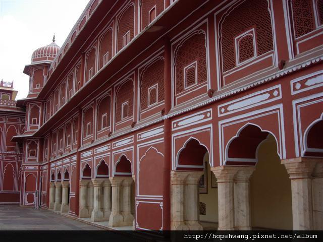 印度 641717城市皇宮博物館 (小型)