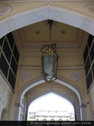 印度 646717城市皇宮博物館 (小型)