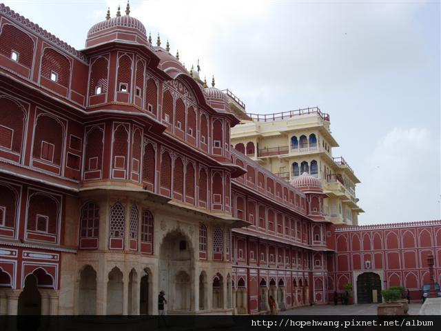 印度 643717城市皇宮博物館 (小型)