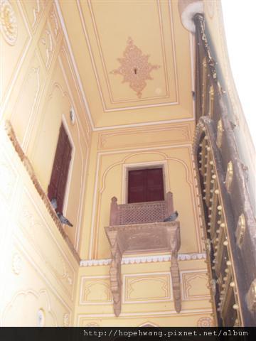 印度 647717城市皇宮博物館 (小型)