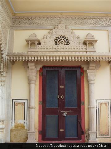 印度 654717城市皇宮博物館 (小型)