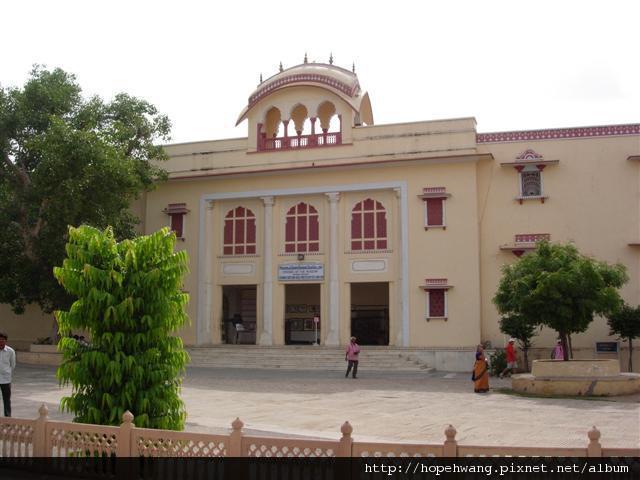 印度 656717城市皇宮博物館 (小型)