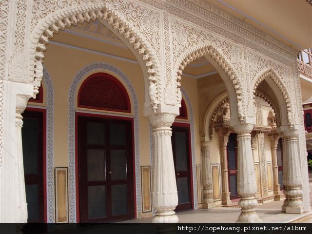 印度 657717城市皇宮博物館 (小型)