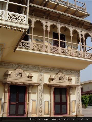 印度 661717城市皇宮博物館 (小型)