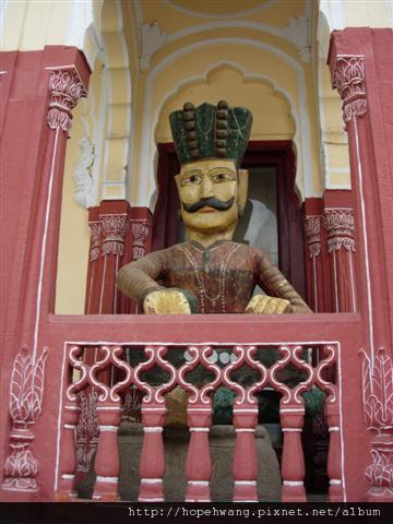 印度 662717城市皇宮博物館 (小型)
