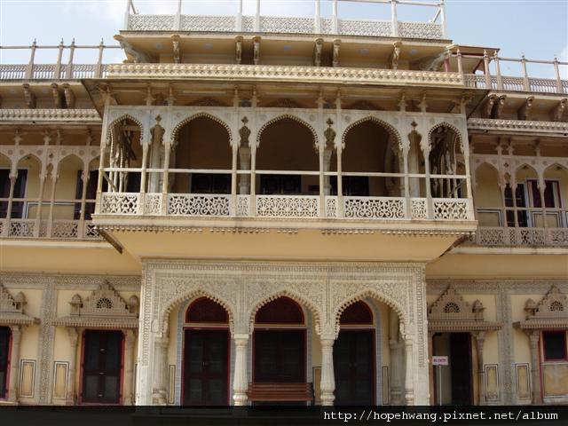 印度 664717城市皇宮博物館 (小型)