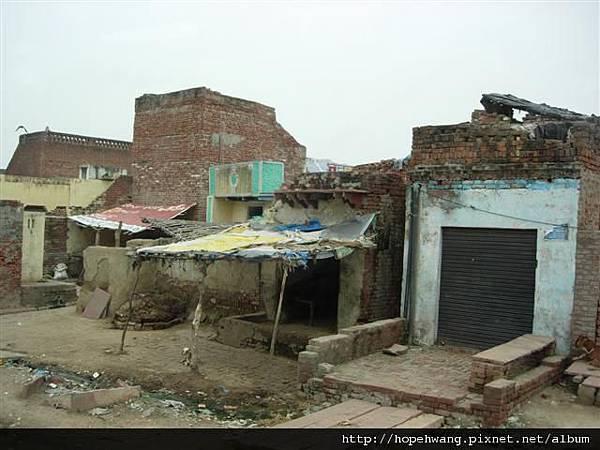 印度 847718往阿格拉街景 (小型)