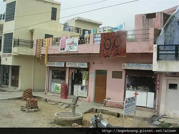印度 859718往阿格拉街景 (小型)