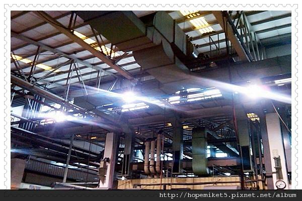 電機廠,400W複金屬燈改250W陶瓷複金屬燈,節電37%,照度150Lux >>>250Lux