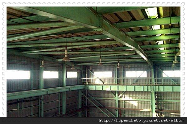 機械廠,400W水銀燈改150W陶瓷複金屬燈,節電60%,照度100Lux >>>300Lux