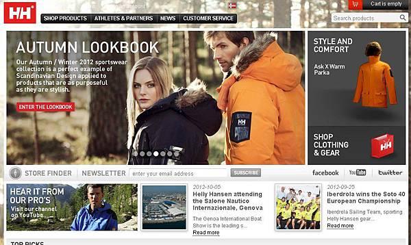 【認識羽絨外套品牌】挪威百年經典品牌Helly Hansen-HH-專賣戶外雪地、航海用品 1