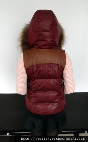 女背心(076#) 紫紅色,S~2XL,售價3280元 -3