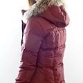 #03017女裝中長版羽絨外套,紅 售價3980元 6