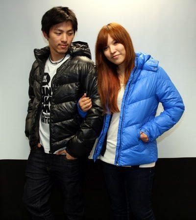 2011 羽絨外套