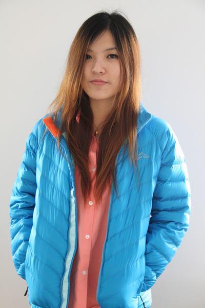 機能型專利羽絨外套(女款)-3