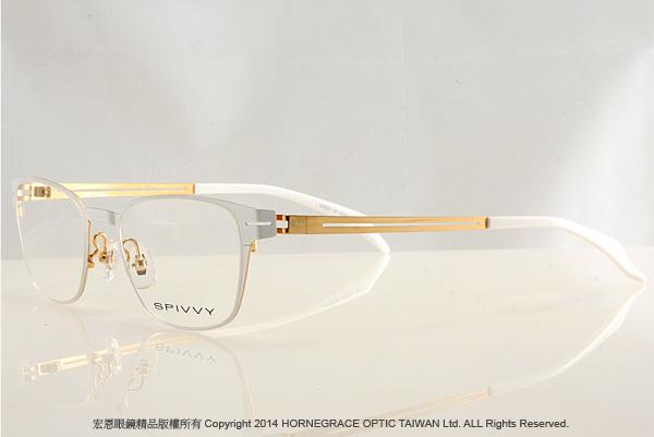 彰化宏恩眼鏡精品 SPIVVY14293珍珠白-1-2
