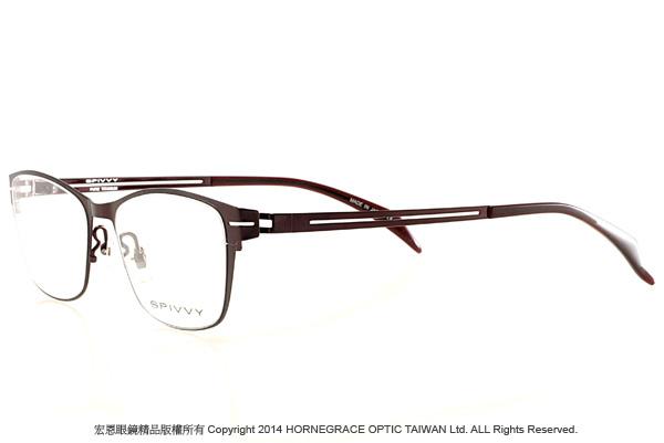 彰化宏恩眼鏡精品 SPIVVY14377棕-1-2