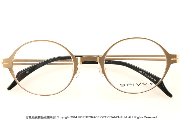 彰化宏恩眼鏡精品 SPIVVY14294金-4