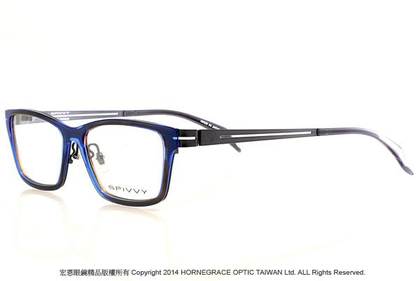 彰化宏恩眼鏡精品 SPIVVY14291藍-1-2
