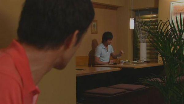 金田也一人吃肉