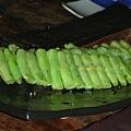 串燒四季豆