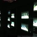 QUALITY牆面都是BIGBANG各時期練舞的影片