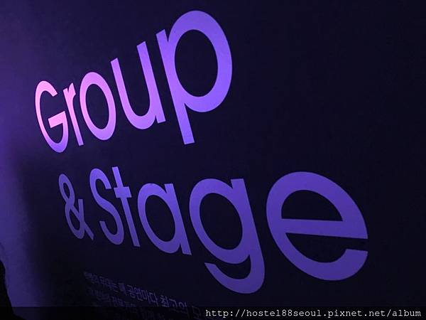 GROUP%26;STAGE房