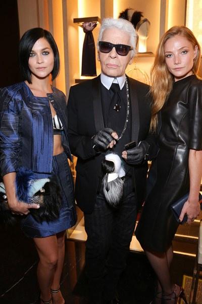 Karla-Lagerfeld--Leigh-Lezark-and-Clara-Paget-tatler_9jul14_pr_b_400x600