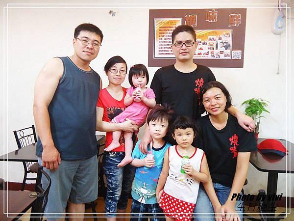 二表姊的家族慶生會 (2)
