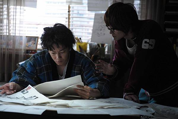 【爆漫王】劇照:【爆漫王】榮獲橫濱電影節評審團特別獎.JPG