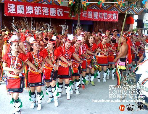 BC168 達蘭埠部落豐年祭003