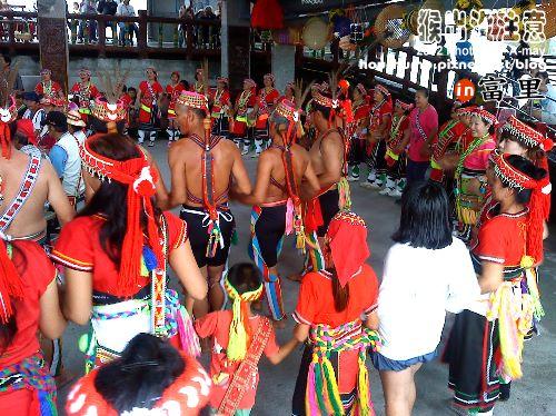 BC168 達蘭埠部落豐年祭005
