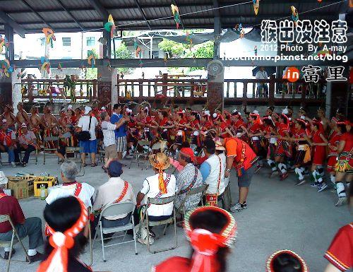 BC168 達蘭埠部落豐年祭007