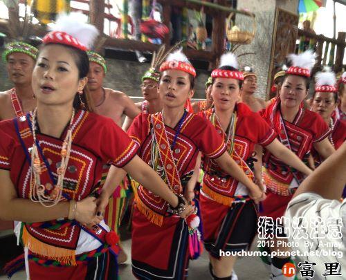 BC168 達蘭埠部落豐年祭008